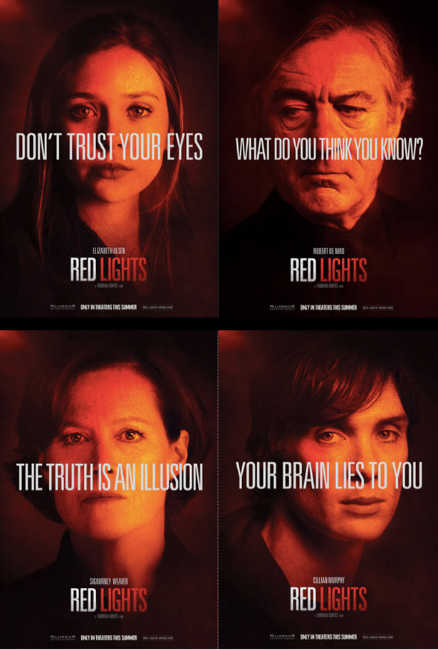 red lights - Robert De Niro