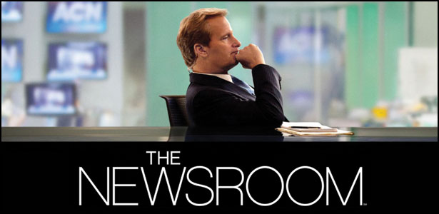 THE NEWSROOM δευτερη σαιζον