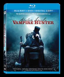 Abraham Lincoln Vampire Hunter bluray