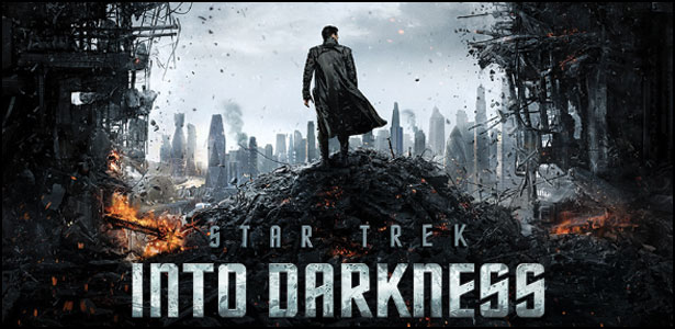 """Star Trek Into Darkness"""