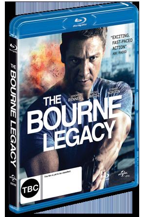 the bourne legacy blu ray