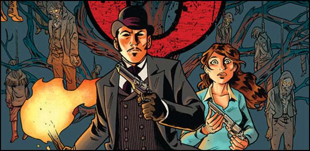 The Sixth Gun comic
