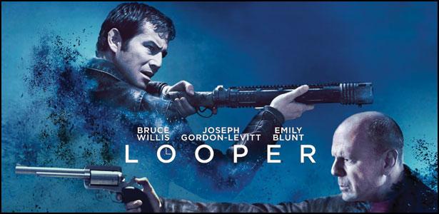 "Dvd/Blu-ray: ""Looper"" Του Rian Johnson"
