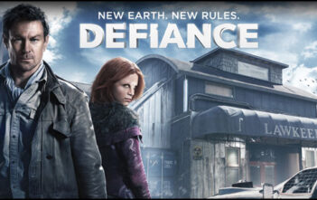 """Defiance"" tv show"