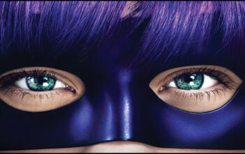 Kick-Ass 2 hit girl poster