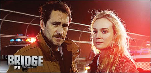 The Bridge - τηλεοπτικη σειρα