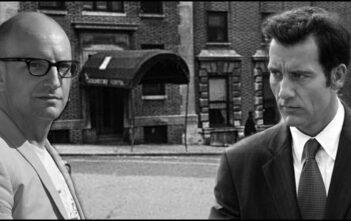 """Ο Steven Soderbergh & ο Clive Owen στο """"The Knick"""""""