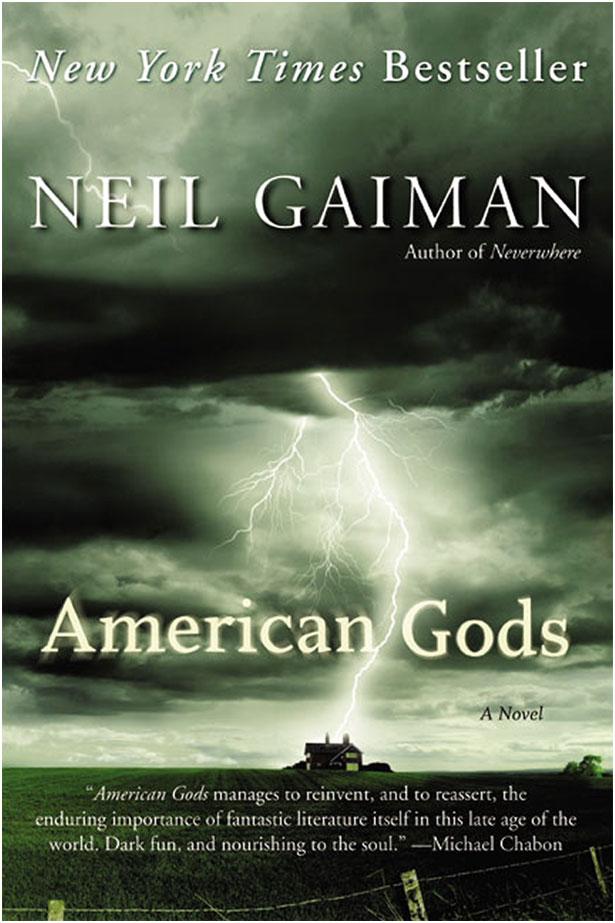 """Το HBO Θα Μεταφέρει το """"American Gods"""" Στην Τηλεόραση"""