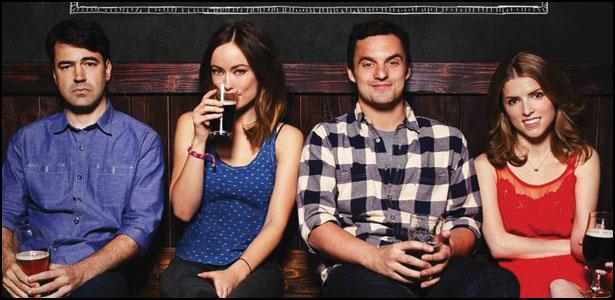 """Trailer του """"Drinking Buddies"""""""