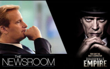 "Νέα Clips των ""Boardwalk Empire"" & ""The Newsroom"""