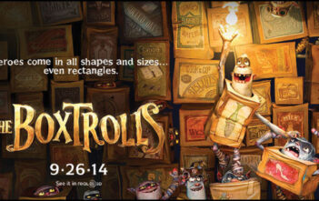 "Teaser-Trailer του Animated ""The Boxtrolls"""