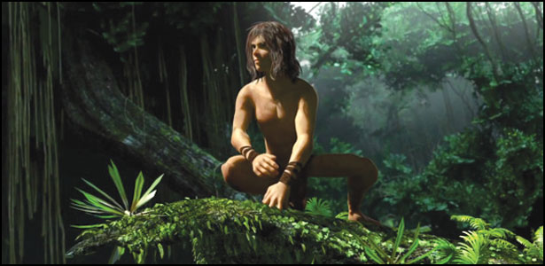 "Trailer του Animated ""Tarzan 3D"""