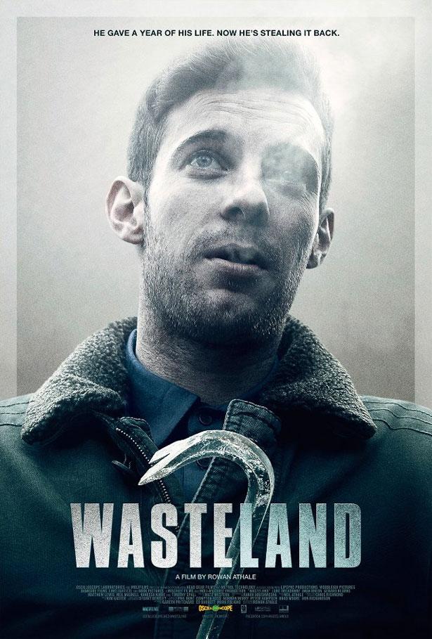 wasteland poster - Rowan Athale
