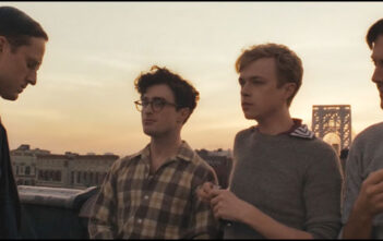 "Teaser-trailer του ""Kill Your Darlings"""