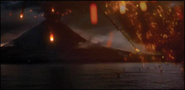 """Πρώτο Teaser του """"Pompeii"""""""
