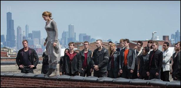 """Πρώτο Trailer του """"Divergent"""""""