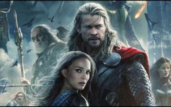"""Thor: The Dark World"""