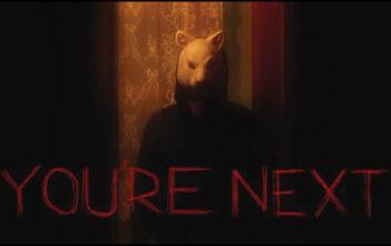 """Νέα Clips του Θρίλερ Τρόμου """"You're Next"""""""