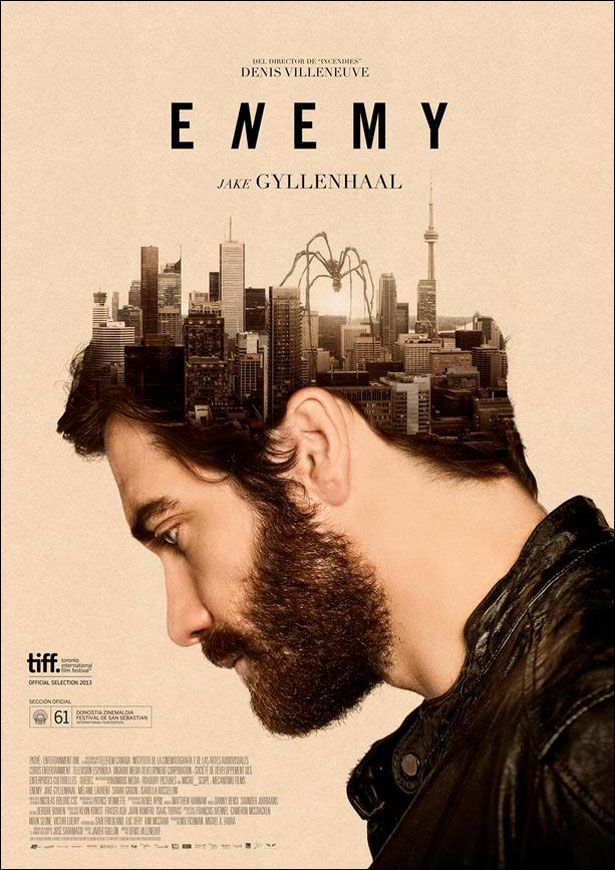 enemy-poster tiff 2013