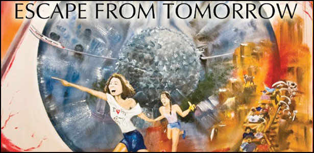 "Trailer του ""Escape from Tomorrow"""