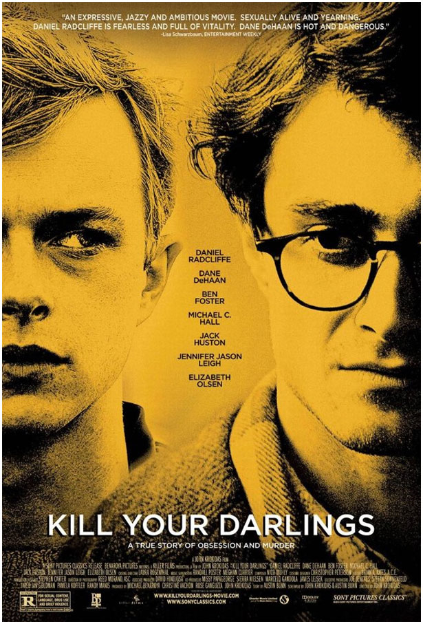 """Πρώτο Trailer του """"Kill Your Darlings"""""""