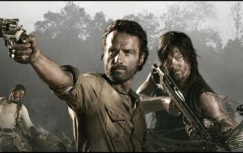"""Το AMC Ανανέωσε για 5η Σαιζόν το """"The Walking Dead"""""""