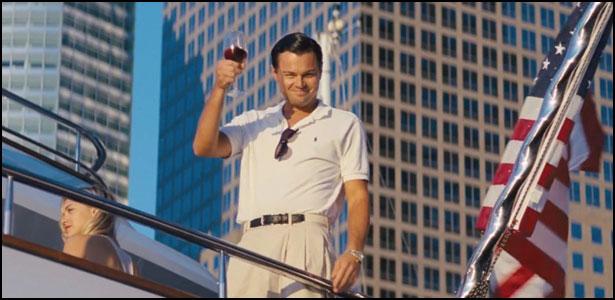 """Δεύτερο Trailer του """"The Wolf of Wall Street"""""""