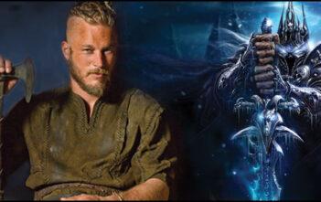 """Ο Travis Fimmel Πρωταγωνιστής Στο """"World of Warcraft"""""""