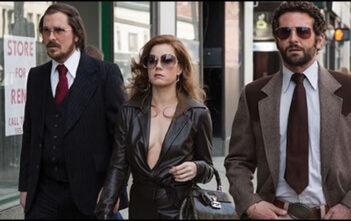 """Νέο Trailer του """"American Hustle"""""""