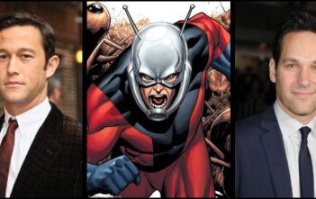 """Ο Gordon-Levitt & ο Paul Rudd οι Υποφήφιοι Για Τον Ρόλο Του """"Ant-Man"""""""