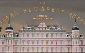 """The Grand Budapest Hotel"""