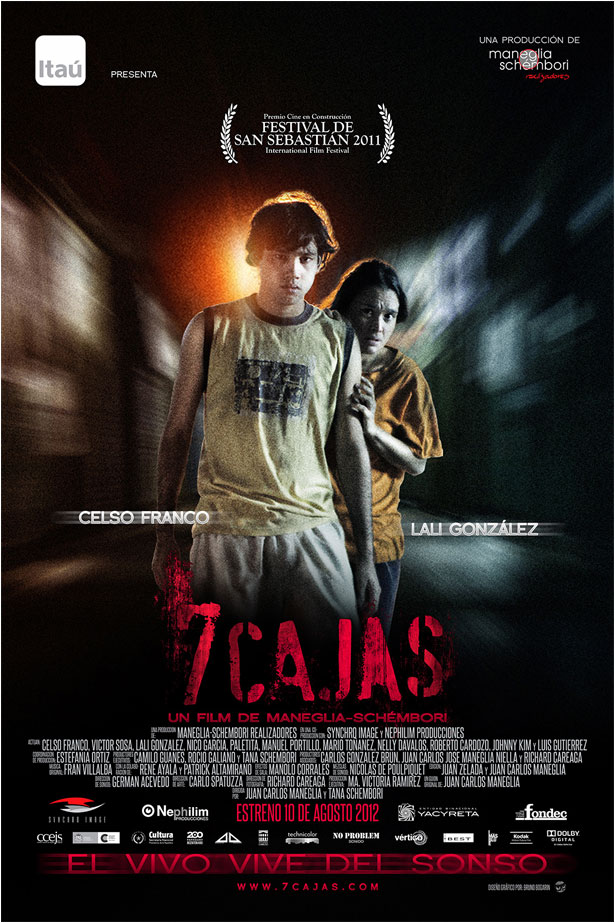 """Trailer του """"7 Boxes"""" [7 Cajas]"""