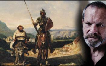 """Ο Terry Gilliam Ξανά Για το """"The Man Who Killed Don Quixote"""""""