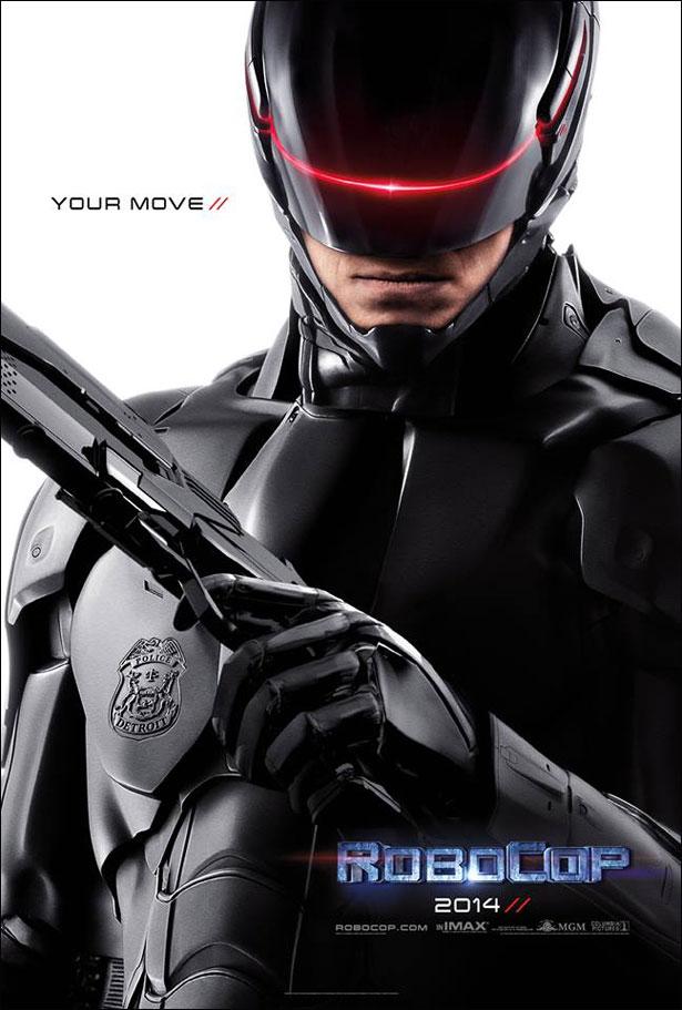 """Νέο Trailer του """"Robocop"""""""