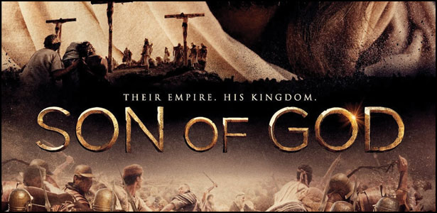 """Πρώτο Trailer του """"Son of God"""""""