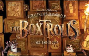 """Νέο Trailer του Animated """"The Boxtrolls"""""""