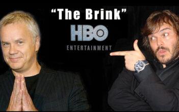 """Jack Black & Tim Robbins Στην Νέα Σειρά του HBO, """"The Brink"""""""