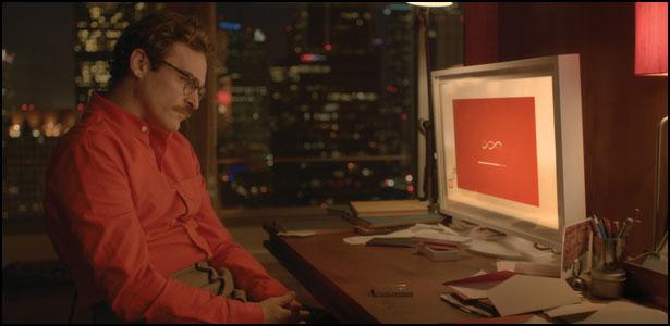 """Νέο Trailer Απο το """"Her"""" του Spike Jonze"""