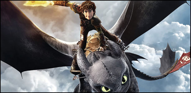 "Πρώτο Trailer του ""How to Train Your Dragon 2"""