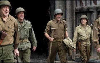"""Τρίτο Trailer του """"The Monuments Men"""""""