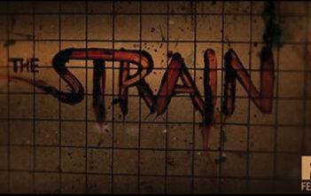 """Πρώτο Teaser Απο το """"The Strain"""" του Guillermo del Toro"""