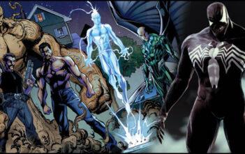 """""""Venom"""" & """"The Sinister Six"""" Στη Μεγάλη Οθόνη"""