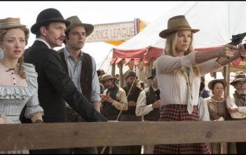 "Πρώτο Trailer Του ""A Million Ways to Die in the West"""