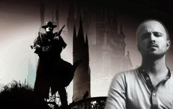 """Ο Aaron Paul Πρωταγωνιστής Στο """"The Dark Tower""""?"""