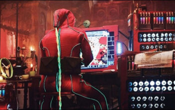 """""""The Zero Theorem"""" Του Terry Gilliam"""