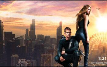 """Τρίτο Trailer του """"Divergent"""""""