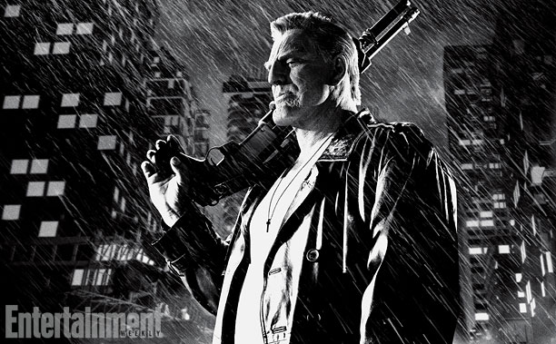 Mickey Rourke  SIN CITY: A DAME TO KILL FOR