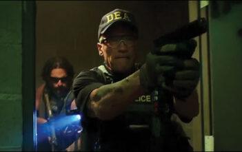 """Νέο Ακατάλληλο Trailer του """"Sabotage"""""""