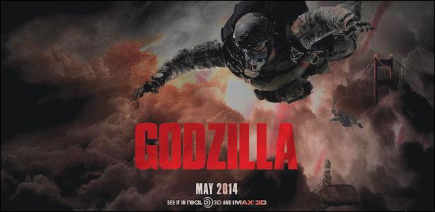 """""""Godzilla"""" sto sinema"""