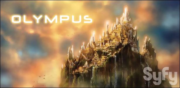 """Το Syfy Παρήγγειλε Την Τηλεοπτική Σειρά """"Olympus"""""""
